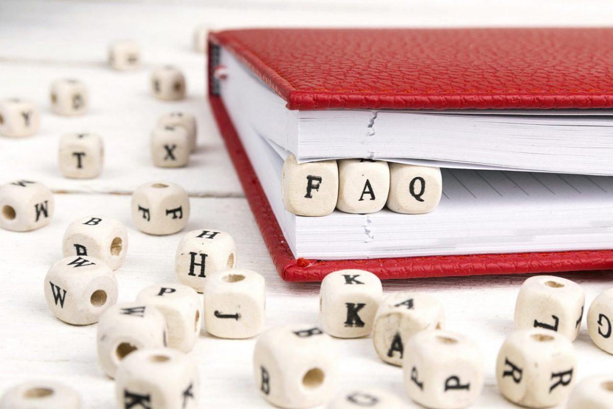 Jak stworzyć dobrą stronę Frequently Asked Questions?