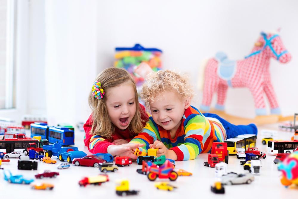 Produkty dziecięce w e-commerce