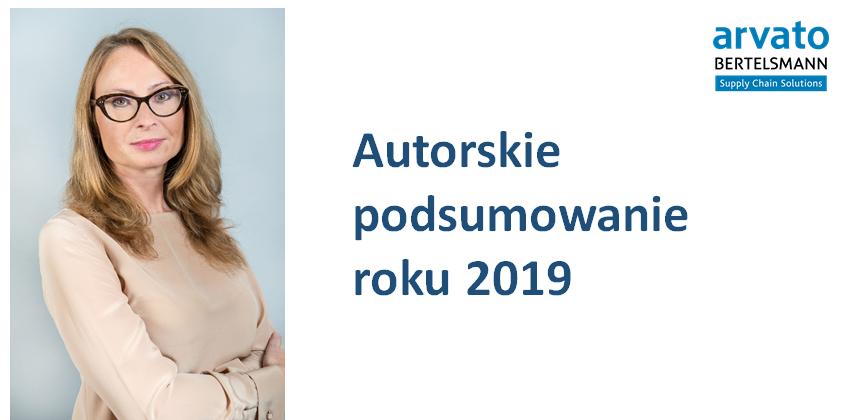 Autorskie podsumowanie roku 2019
