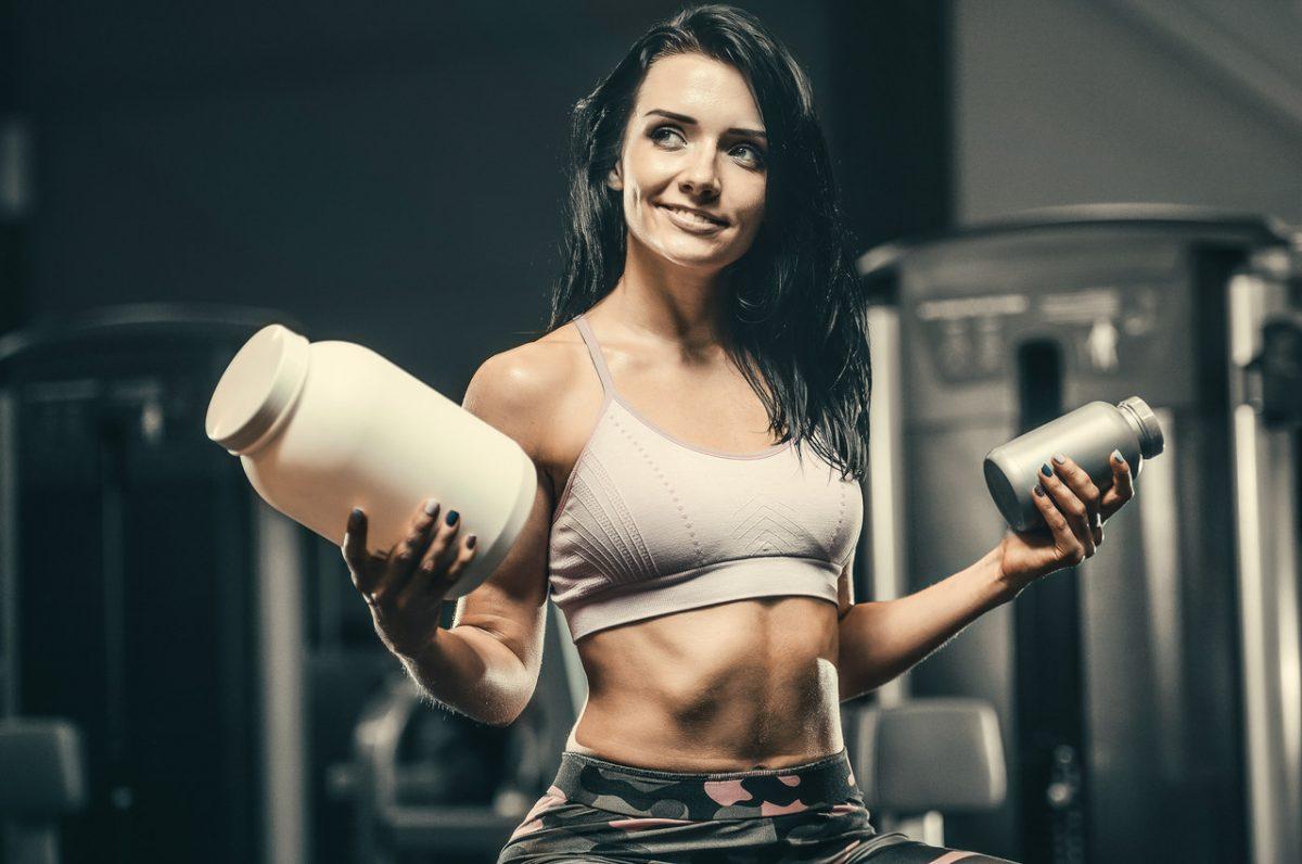 Rynek odżywek isuplementów diety dla sportowców we-commerce