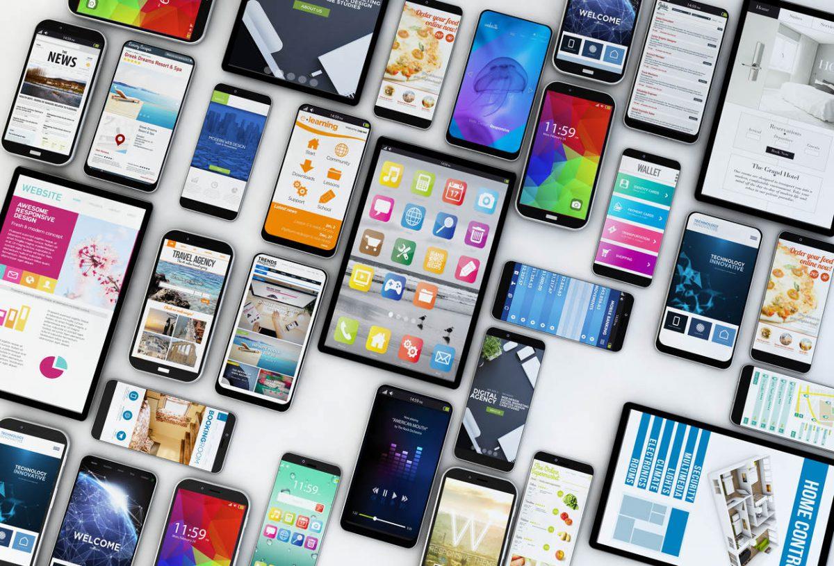 Rynek smartfonów itabletów